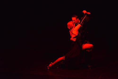 foto danza di Negativopositivo sport